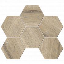 Ametis Daintree Mosaic/DA02_NS/25x28,5x10/Hexagon